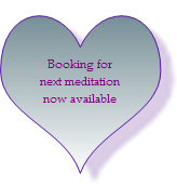 Booking form next meditation Now available